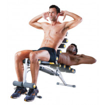 Rock Gym II - 6-in-1 Total Body Shaping Device