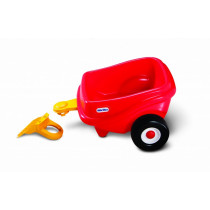 Little Tikes Cozy Coup Aanhanger Rood