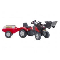 Tractor Case Set + Aanhanger