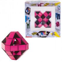Clown Magic Puzzle 48 delig Roze