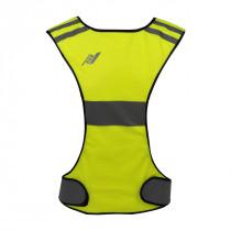 Rucanor Hardloopvest X-shape - Neon Geel - S