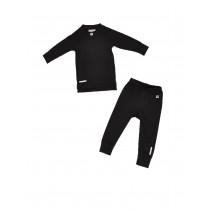 Rucanor Villars Thermal Suit Todler junior - Black