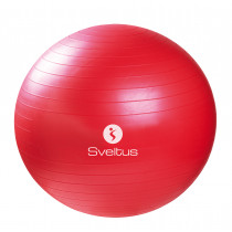 Sveltus Gymbal 65 cm - Rood