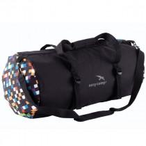 Easy Camp Reel Duffle Bag - Black Pixel - 45 l