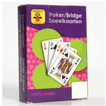 Longfield Speelkaarten plastic