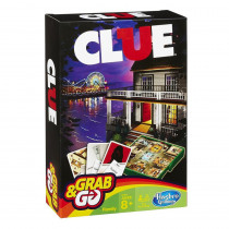 Cluedo Traveling Game