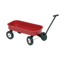 Metal Wagon - Red