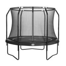 Salta Premium Black Edition Trampoline Set - Black - 183 cm