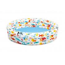 Intex Fishbowl Pool 132 x 28 cm