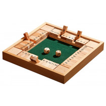 Philos Shut the Box 12 4 player