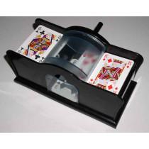 Playing Cards Shuffler handmatig met slinger