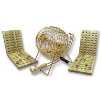 Lotto Kien Mill 24 cm metal 90 balls + board