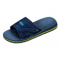 Beco Lichtgewicht Slipper - Unisex - Blauw