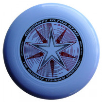 Discraft Ultra Star Frisbee - Lichtblauw