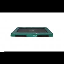 Inground Hi-Flyer 1075 Trampoline - 300 cm x 230 cm - Green