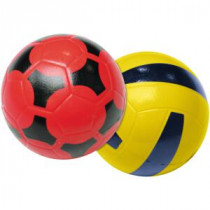 Volleybal Schuim