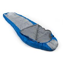 Mundo Polaris Sleeping Bag - Blue / Grey
