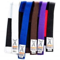 Nihon BJJ Belt - White