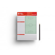 Agility Sports Notepad Football