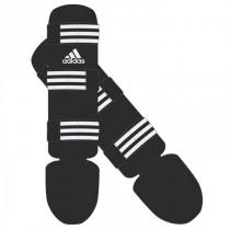 Adidas Good Scheenbeschermers - Zwart/Wit