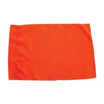 Hoekvlag 30 mm Oranje