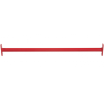 KBT Duikelstang - 125 cm - Rood
