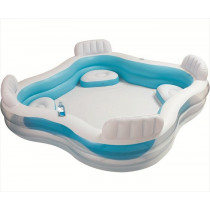 Intex Pool gonflable avec chaise